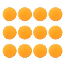 Orange Plastic Table Tennis Pong Balls 40Mm