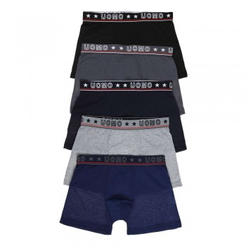 Boxers UOMO M-3XL KL-H-B-6108E - pack of 3