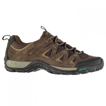Обувки - Karrimor Summit Mens Walking Shoes Brown