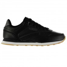 Kappa Persaro Mens Trainers Black