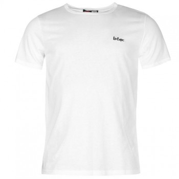 Lee Cooper Basic T Shirt Mens