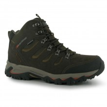 Karrimor Mount Mid Mens Walking Boots Brown
